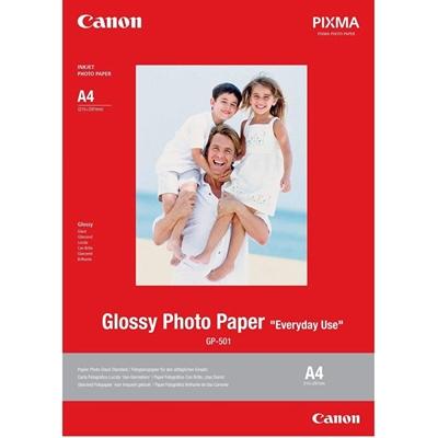 Canon GP-501  papel fotográfico brillante 20 hojas