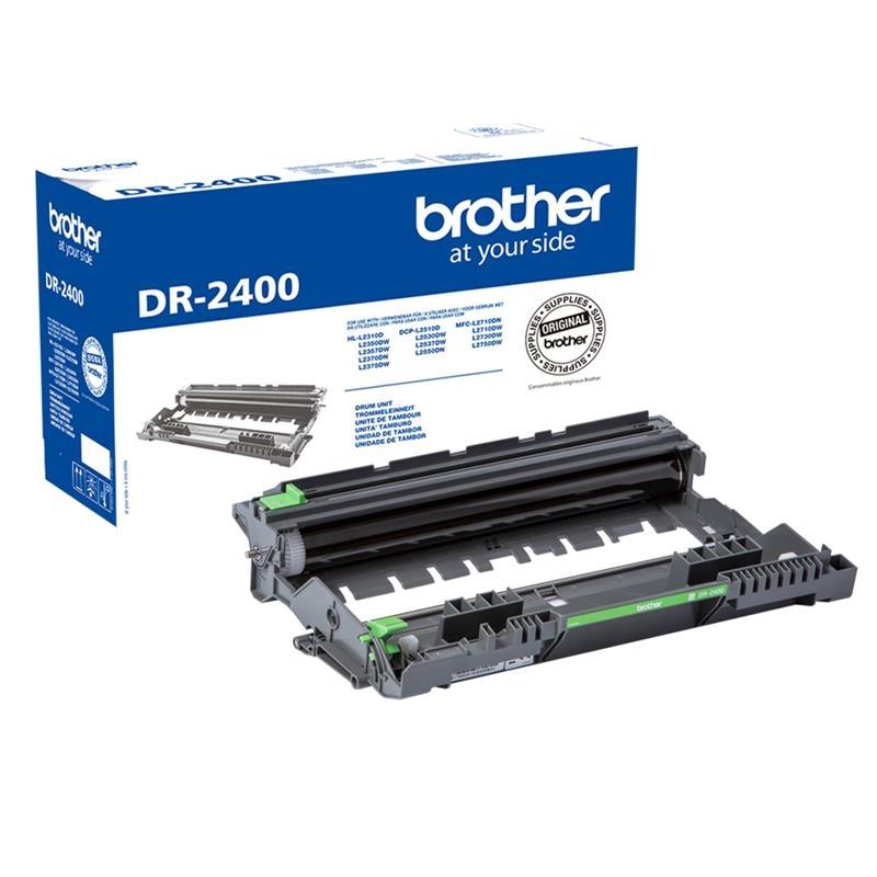 BROTHER DR-2400 Tambor DCP-L2510, L2530, L2550
