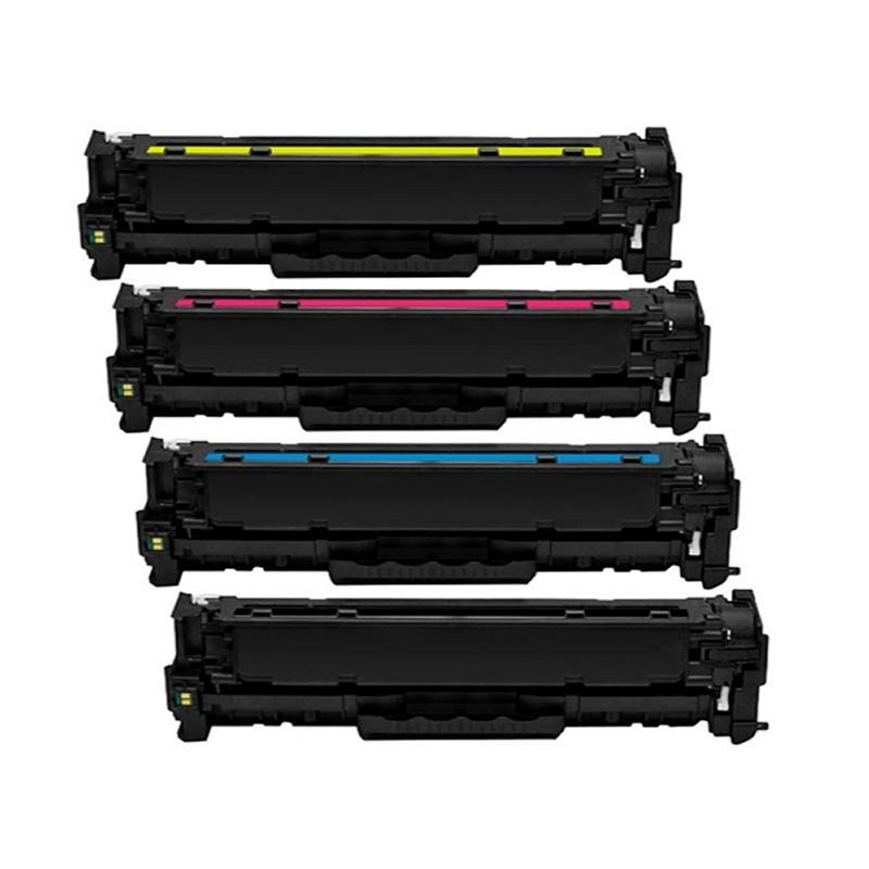 INKOEM Tóner Compatible HP CF351A (N130) Cian