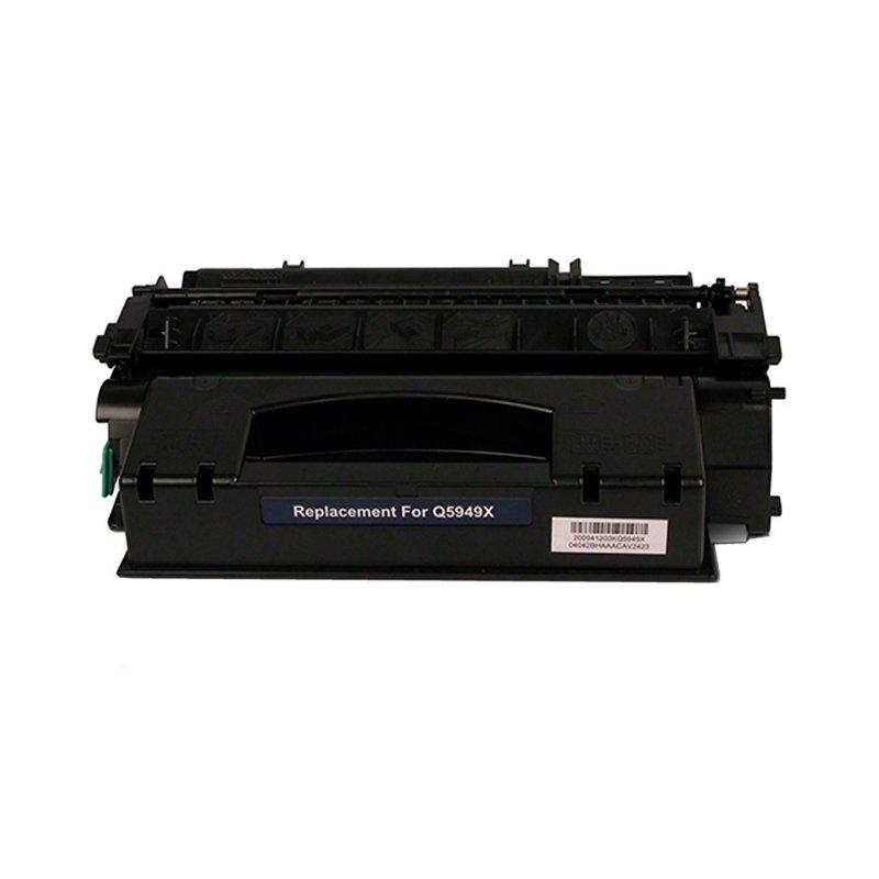 INKOEM Tóner Compatible HP 49X/53X Negro Q5949X/75