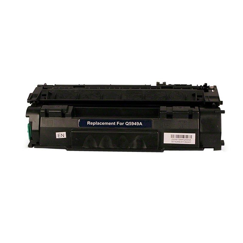 INKOEM Tóner Compatible HP Q5949A/7553A Negro