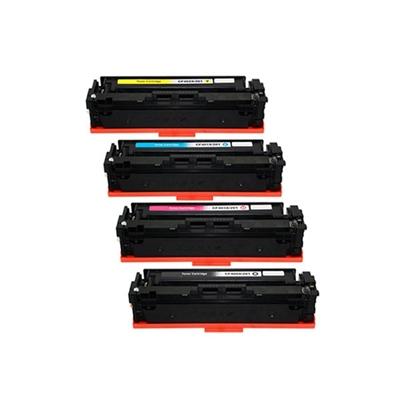 INKOEM Tóner Compatible HP CF402X Amarillo