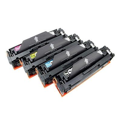 INKOEM Tóner Compatible HP CF532A (205) Amarillo