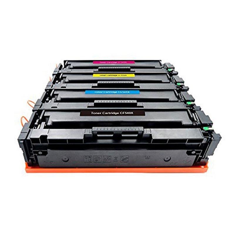 INKOEM Tóner Compatible HP CF540X (203X) Negro