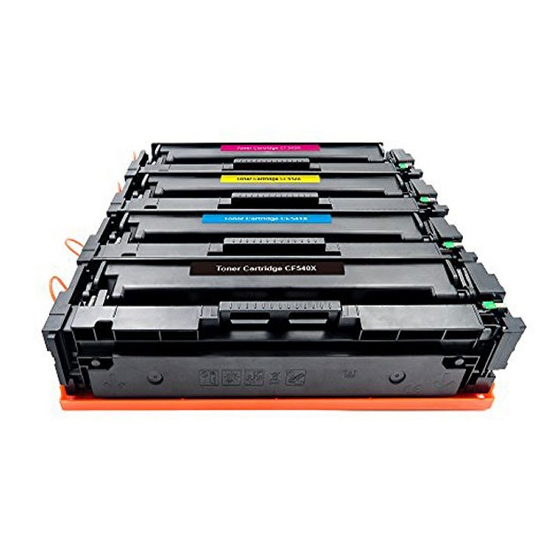 INKOEM Tóner Compatible HP CF542X (203X) Amarillo
