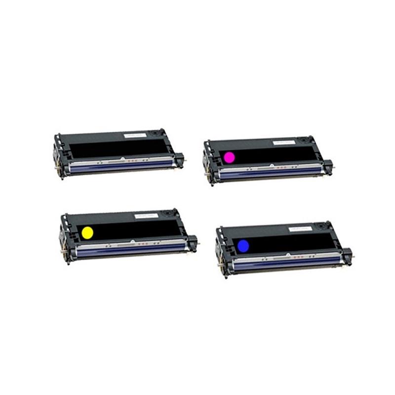INKOEM Tóner Compatible Epson Aculaser C3800N Amar