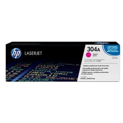 HP CC533A Tóner magenta Laserjet CP2025/CM2320mfp