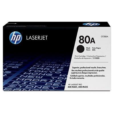 HP Tóner NEGRO Laserjet Pro 400 M401dn CF280A
