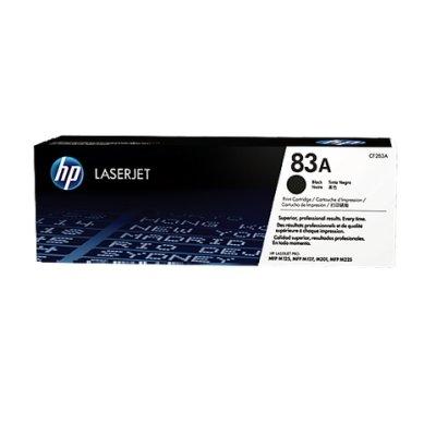 HP (CF283A)  tóner  Laserjet negro 1.500 pag