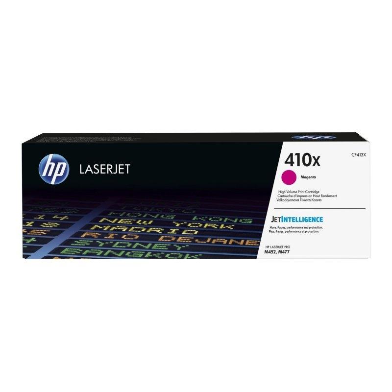 HP CF413X  410X tóner láser  Magenta M452DN/NW
