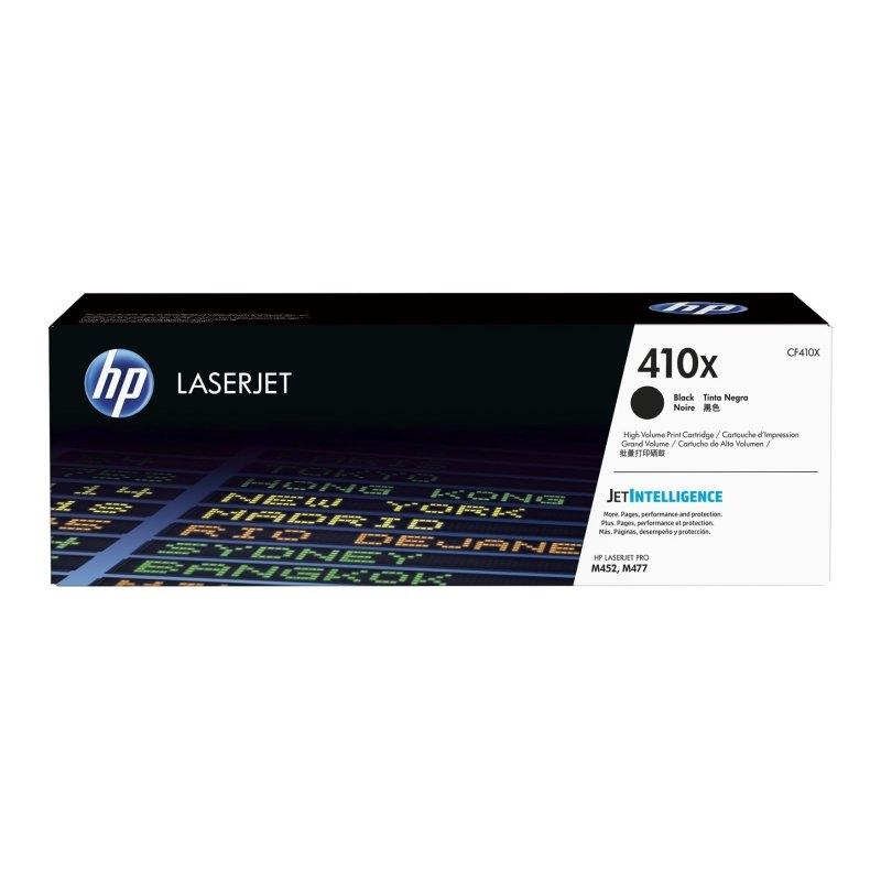 HP CF410X  410X tóner láser Negro  M452DN/NW