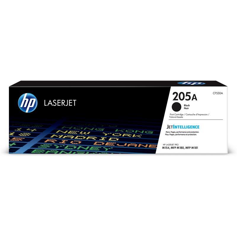 HP 205A tóner Negro 1100 pag. HP M180N-M181FW