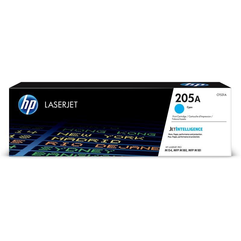 HP 205A tóner Cián 900 pag. HP M180N-M181FW