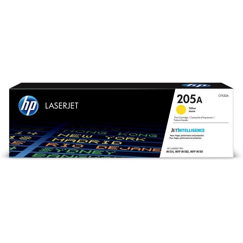 HP 205A tóner Yellow 900 pag. HP M180N-M181FW