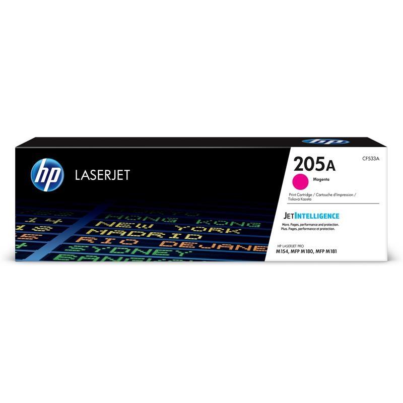 HP 205A tóner Magenta 900 pag. HP M180N-M181FW