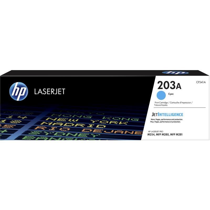 HP 203A tóner Cián 1300 pag. HP M254dw-M254nw