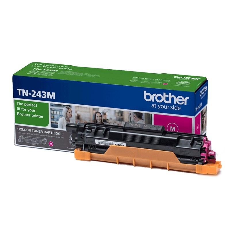 BROTHER Tóner TN243M Magenta  HLL3210CW-3230-70