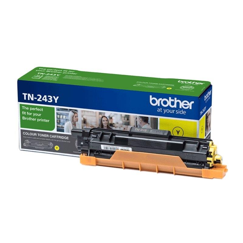 BROTHER Tóner TN243Y Yellow  HLL3210CW-3230-70