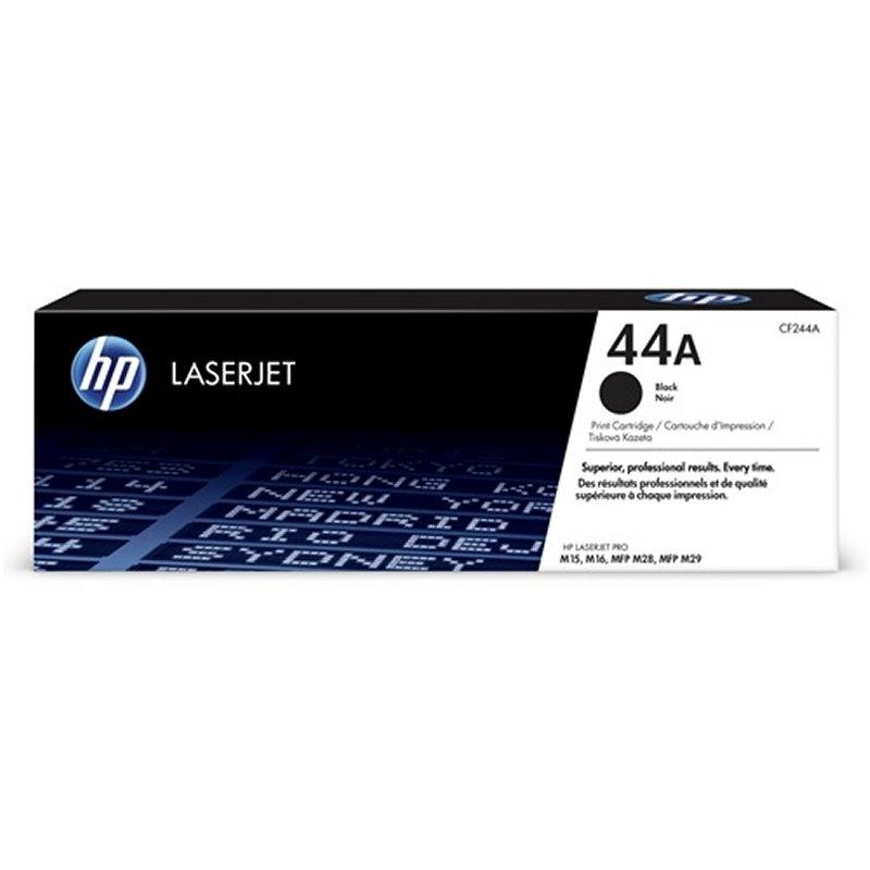 HP Toner Negro 44A (CF244A) Pro M15a-15w-MFP M28A
