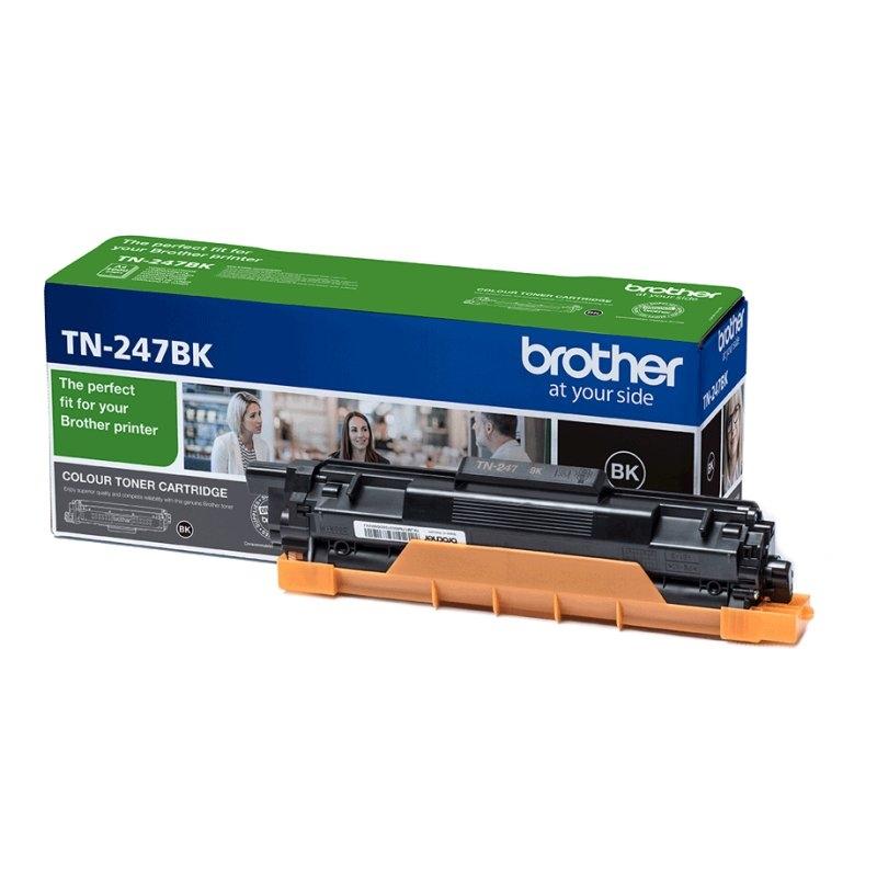 BROTHER TN247BK  Tóner Negro DCP-L3510CDW