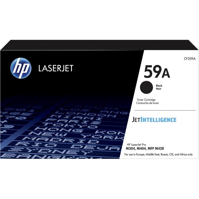HP 59A tóner Negro 300 pag.  M404dn/404dw/404n