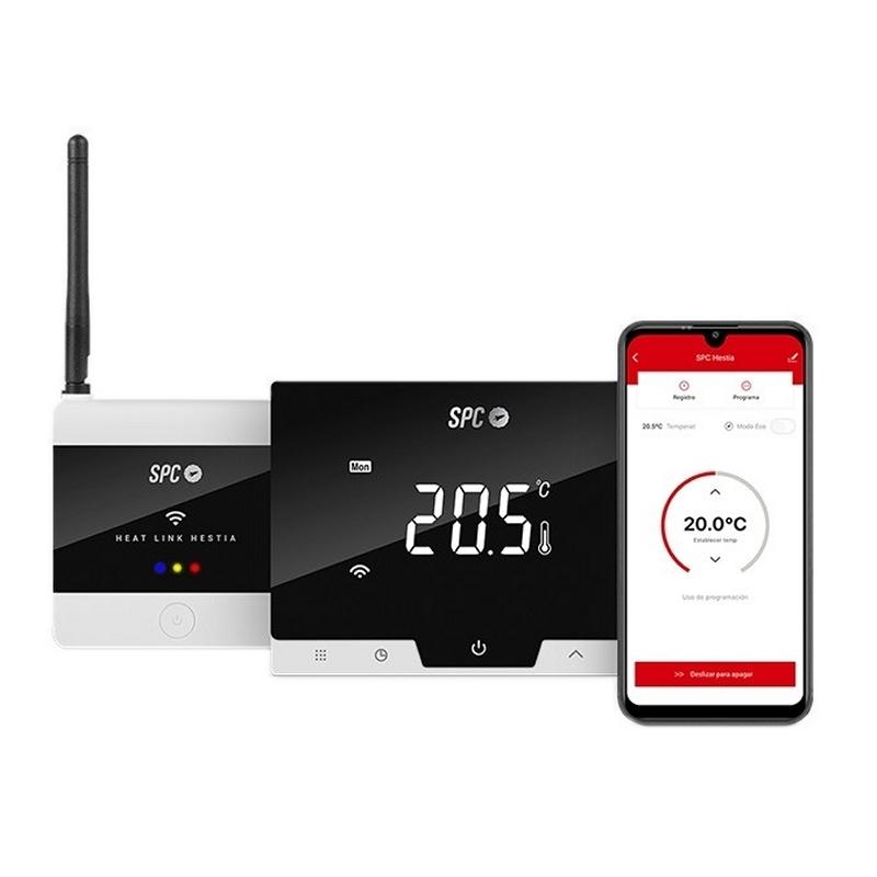 SPC Termostato Inteligente HESTIA Wifi