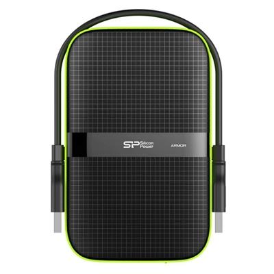 "SP HD A60 2TB 2.5"" USB Resistente golpes/agua"