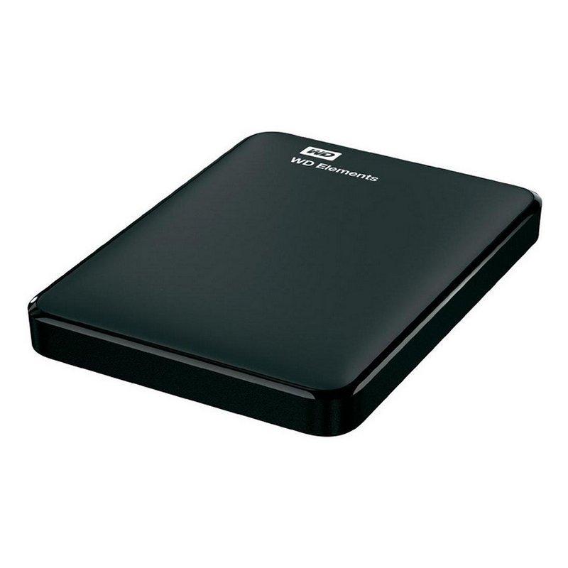 """Western Digital WDBUZG0010BBK 1TB 2.5"""" USB 3.0"""
