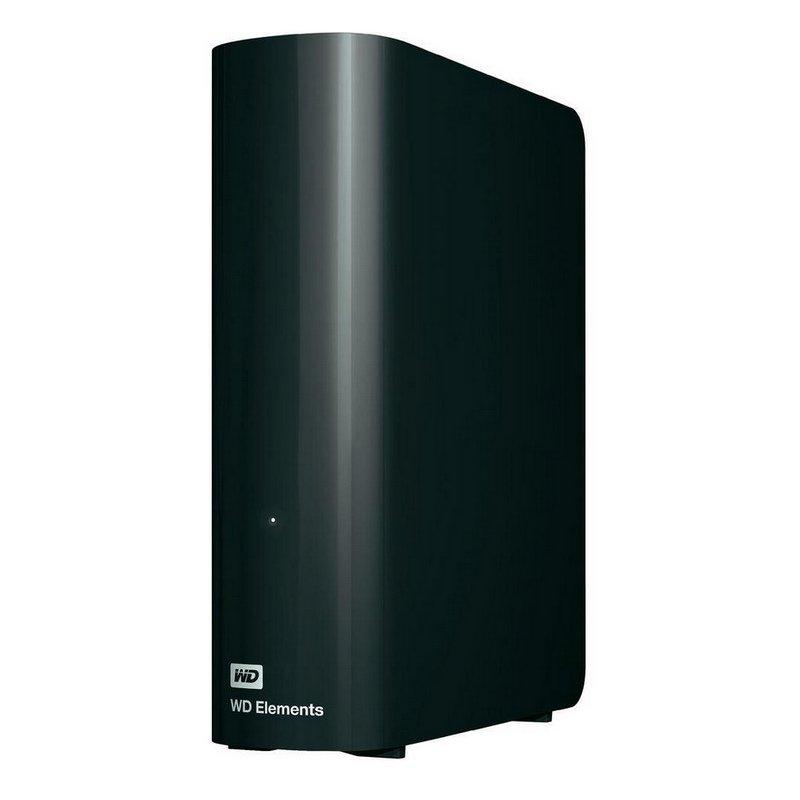 """Western Digital WDBWLG0040HBK 4TB 3.5"""" USB 3.0 Neg"""