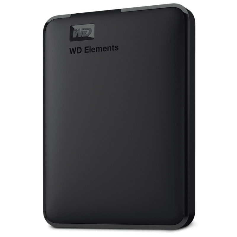 Western Digital WDBU6Y0040BBK 4TB 2.5
