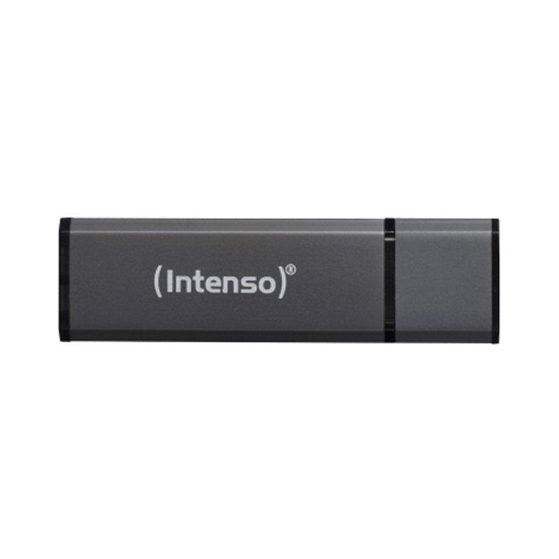 Intenso 3521481 Lápiz USB 2.0 Alu 32GB Antracita