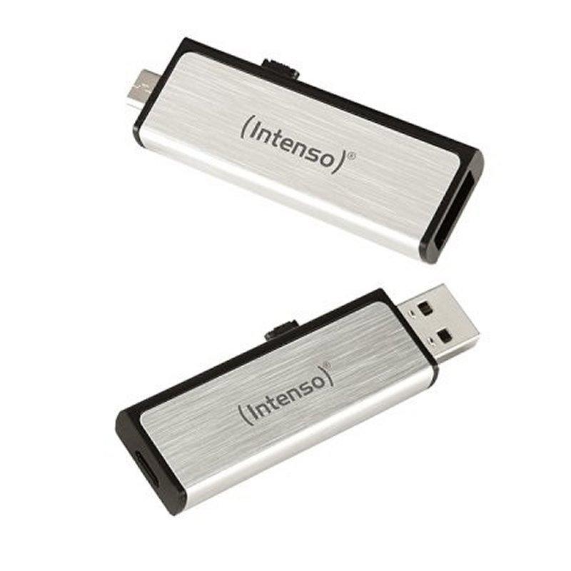 Intenso 3523480 Lápiz USB 2.0+microUSB mobile 32GB