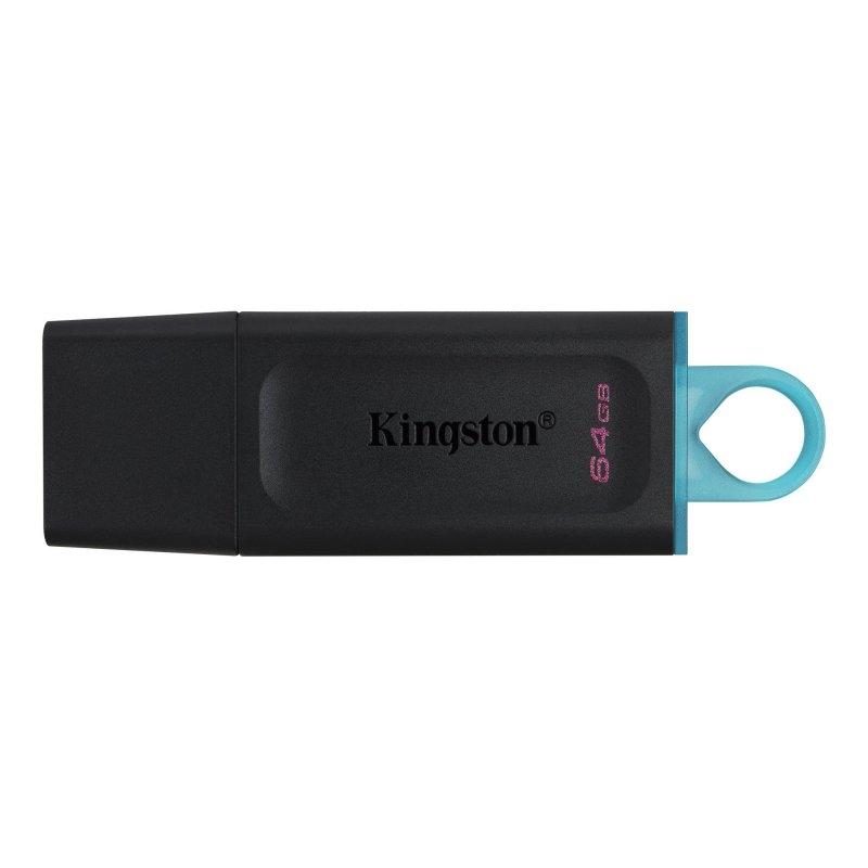 Kingston DataTraveler DTX 64GB USB 3.2 Gen1 Negro