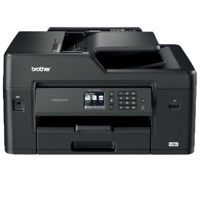 Brother Multifunción MFC-J6530DW A3 Fax Wifi Red