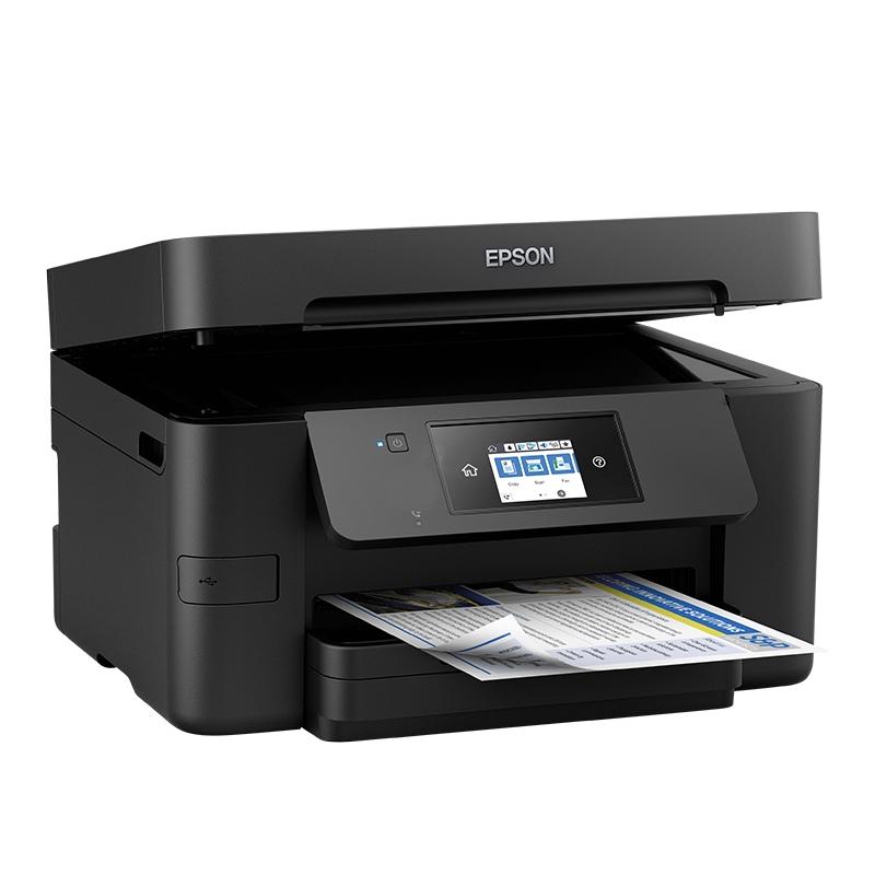 Epson Multifunción WorkForce WF-3720DWF Wifi Fax