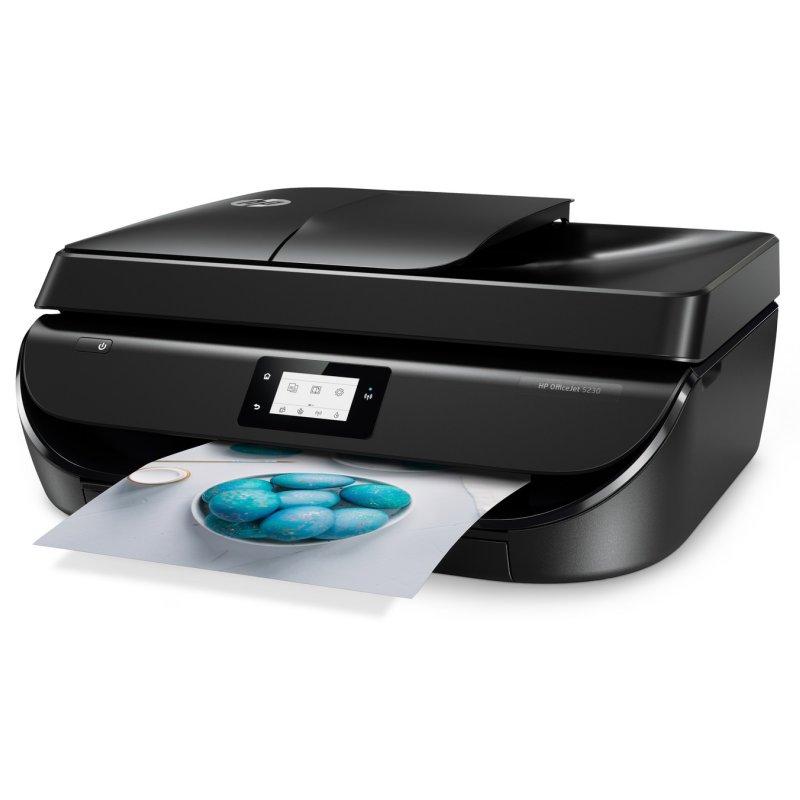 HP Multifunción Officejet 5230 All-in-One Fax Wifi