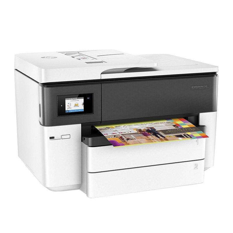 HP Multifunción Officejet Pro 7740 All-in-One A3