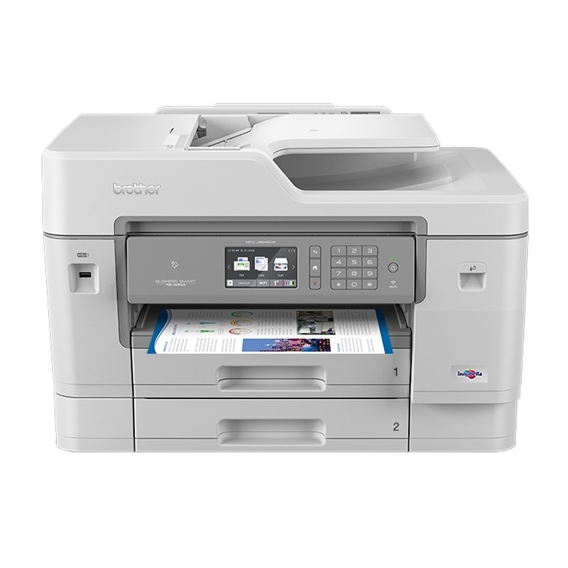 Brother Multifunción Color MFC-J6945DW A4/A3 Fax