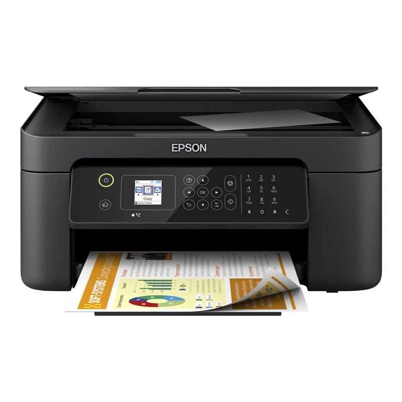Epson Multifunción WorkForce WF-2810DWF Wifi Fax