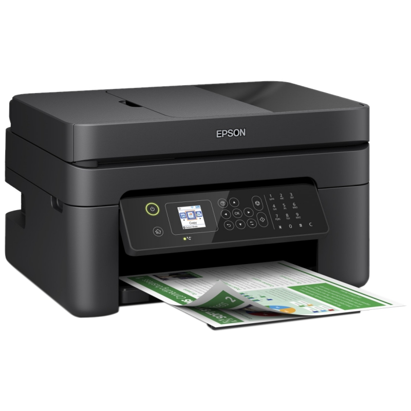 Epson Multifunción WorkForce WF-2830DWF Wifi Fax