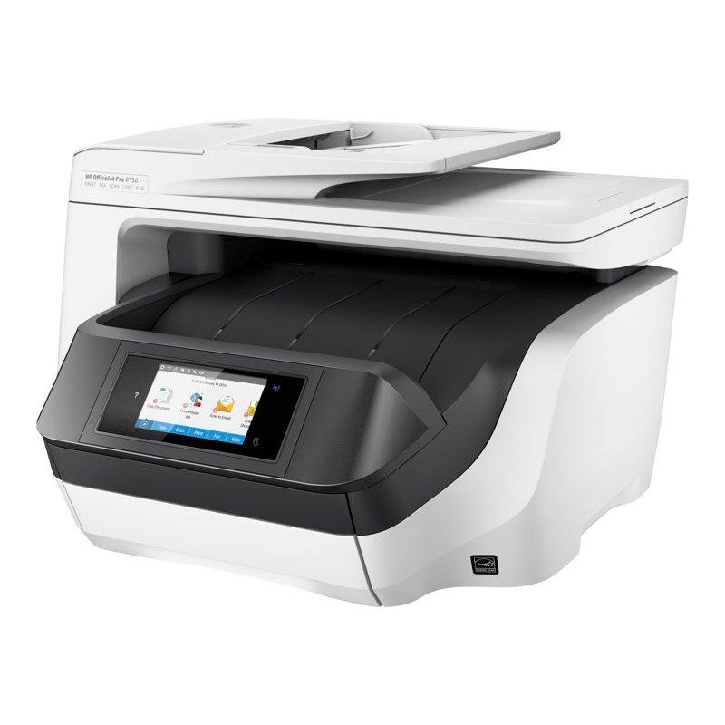 HPE Multifunción Officejet Pro 8730