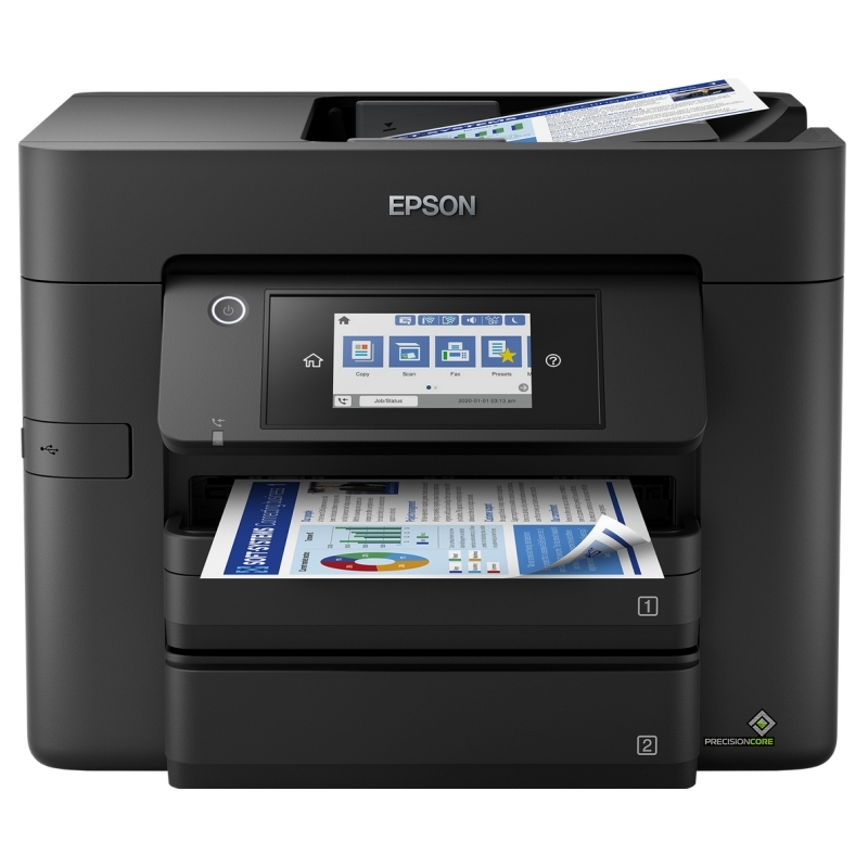 Epson Multifunción WorkForce Pro WF-4830DTWF