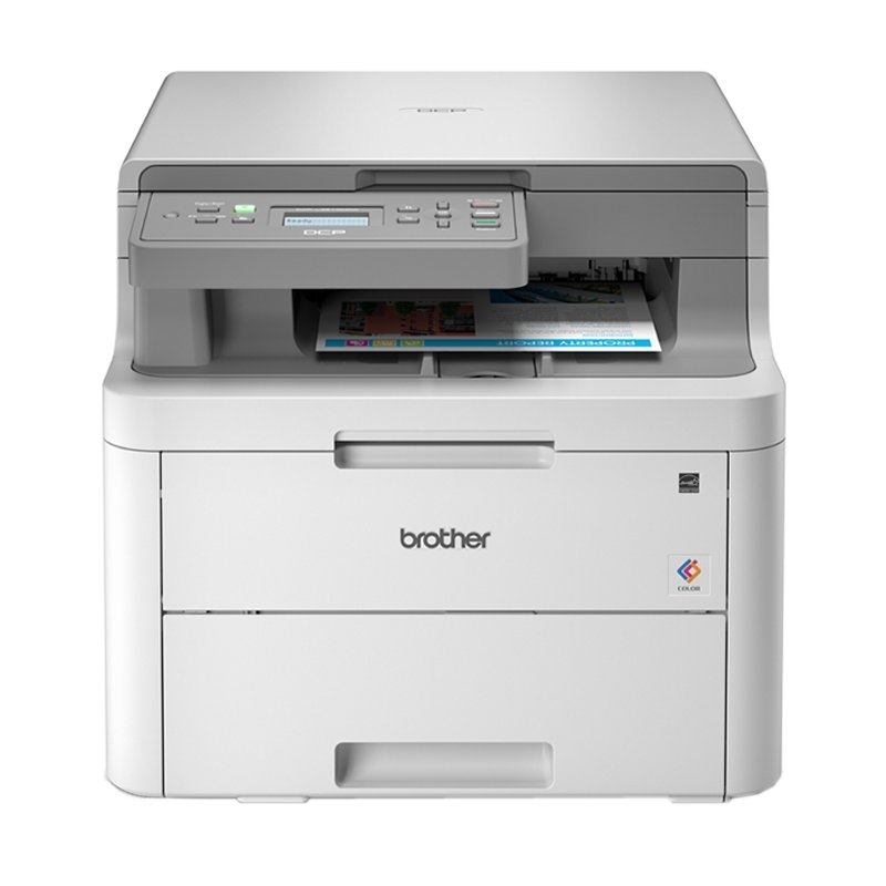 Brother Multifunción Led Color DCP-L3510CDW