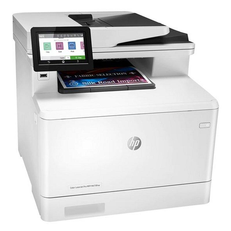 HP Multifunción Color LaserJet Pro MFP M479fnw WiF