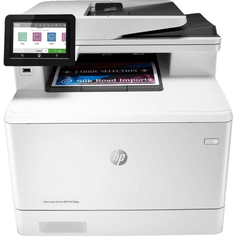 HP Multifunción Color LaserJet Pro MFP M479fdw