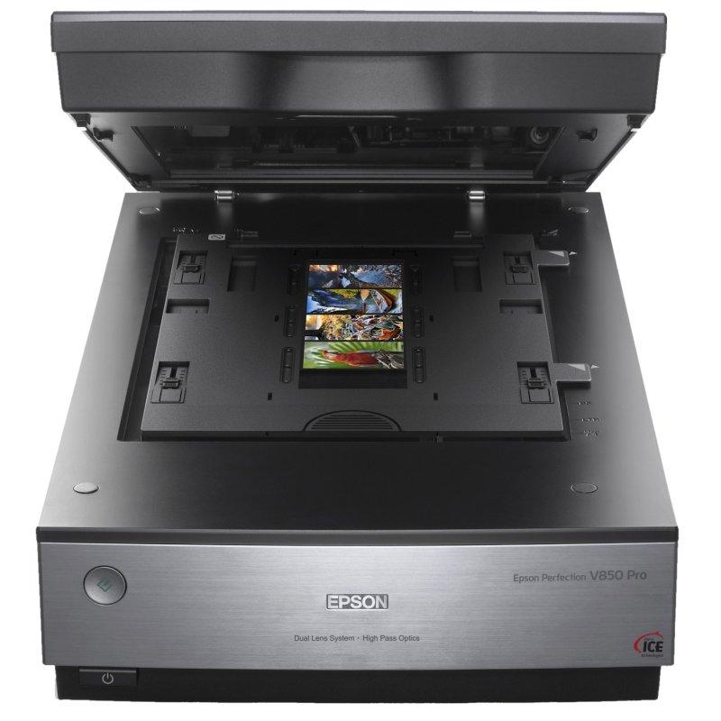 Epson Escáner Perfection V850 Pro Photo