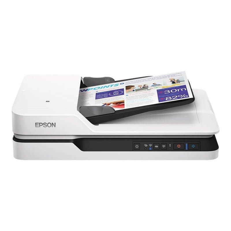 Epson Escáner WorkForce DS-1660W