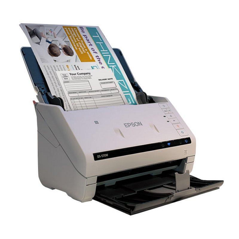 Epson Escáner WorkForce DS-570W