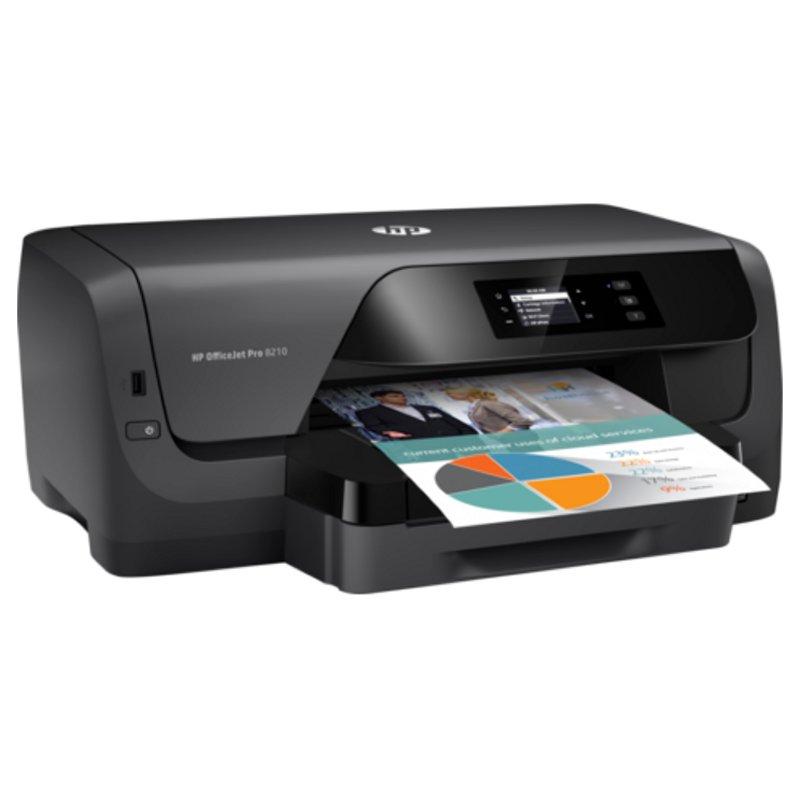 HP Impresora Officejet Pro 8210
