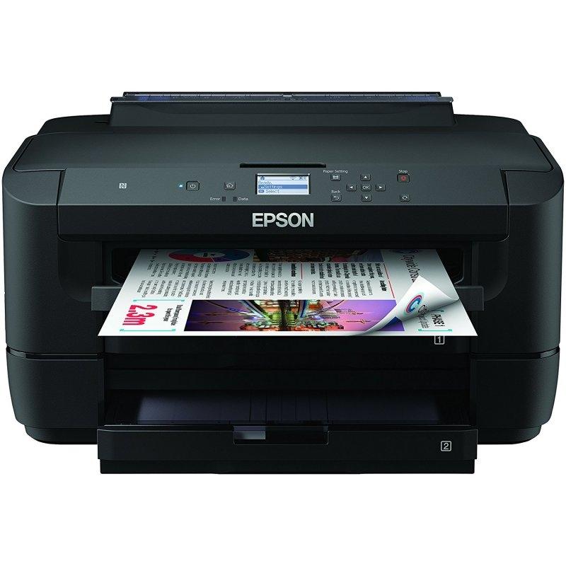 Epson Impresora WorkForce WF-7210DTW A3Duplex wifi